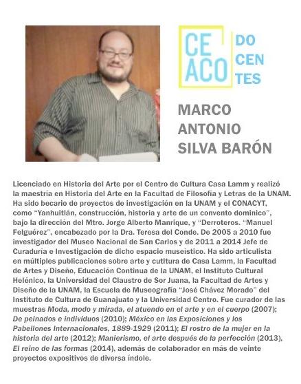Marco Antonio Silva Barón
