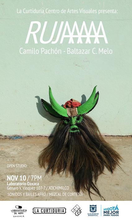 camilo Pachon open studio 2